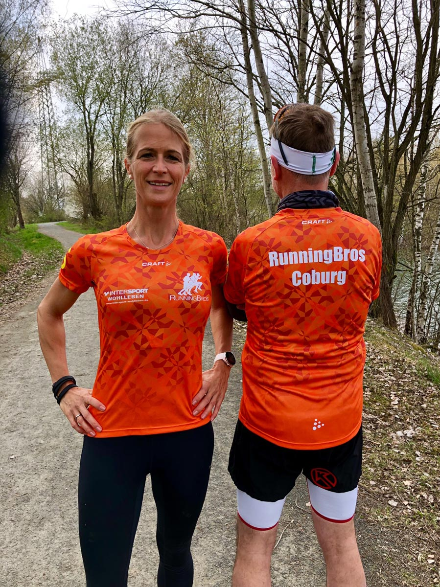 RunningBros Team-Kollektion 2019 von Craft